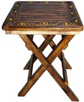 Acme Production Solid Wood Coffee Table(Finish Color - Walnut Brown)