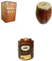 Buy Stationery Office Supplies - Coin Bank. online