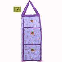 View SRIM Cotton Collapsible Wardrobe(Finish Color - Purple) Price Online(SRIM)