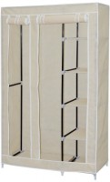 View Viyasha Jute Collapsible Wardrobe(Finish Color - Cream Wardrobe) Price Online(Viyasha)