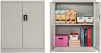 View Durian ALDEN/A Stainless Steel Collapsible Wardrobe(Finish Color - Grey) Price Online(Durian)