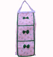 View SRIM Cotton Collapsible Wardrobe(Finish Color - PINK) Price Online(SRIM)