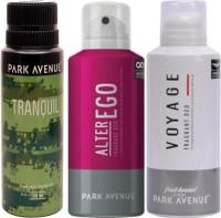 Park avenue Park Avenue Combo Set Combo Set(Set of 3)