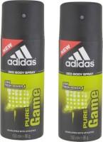 Adidas Pure Game Combo Set(Set of 2)