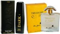 Vincent Valentine Paris Set of New Dark EDT & Treasure EDT Gift Set(Set of 2)