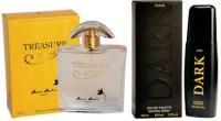 Anna Andre Paris Set of Treasure EDT & New Dark EDT Gift Set(Set of 2)