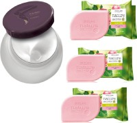Oriflame Sweden Body Cream-Soaps Combo(Set of 4)
