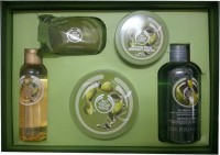 The Body Shop Feel So Good Olive Gift Set(Set of 5)