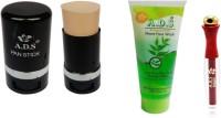 ADS PanStick / Liquid Sindoor / Neem Face Wash(Set of 3)