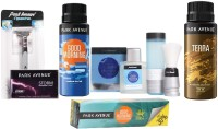 Park Avenue Men's Grooming Kit(Set of 7)