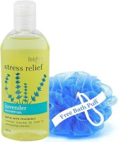 BodyHerbals Stress Relief, Lavender Shower Gel With Skin Conditioners (200ml)(200 ml)