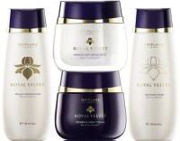 Oriflame Sweden Royal Velvet Skin Care set(Set of 4)