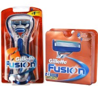 Gillette Fusion Razor Combo 3(Set of 2)