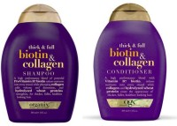 OGX Thick & Full Biotin & Collagen(Set of 2)