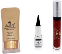 ADS Liquid Foundation / Sindoor / Kajal