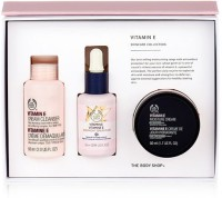 The Body Shop Vitamin E Skin Care Collection(Set of 3)