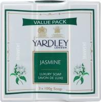 Yardley London Jasmine Soap(Set of 3)