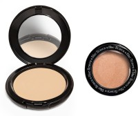 Blue Heaven Artisto Compact & Diamond Blush On 505 Combo(Set of 2)