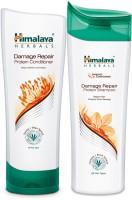 Himalaya Damage Repair Protein: Shampoo & Conditioner(Set of 2)