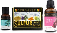 Soulflower Anti Acne(Set of 3)