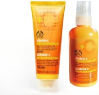 The Body Shop 1 Vitamin C Microdermabrasion(Set of 2)