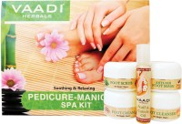 Vaadi Herbals Soothing & Relaxing Pedicure-Manicure Spa Kit(Set of 5)