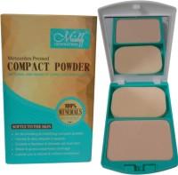 Me Now Me Now Natural & Long Lasting Compact Powder Good Choice-SOR-PSGGH Compact  - 9 g(Natural)