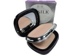 ADS silk whitening powder opk Compact  - 30 g(black) - Price 149 75 % Off