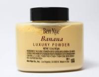 Ben Nye Luxury Banana powder Compact  - 42 g(Banana powder-yellow undertone) - Price 800 79 % Off