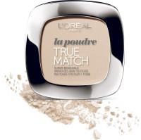 L'Oreal Paris True Match Powder Compact  - 9 g(Sable Dore Golden Sand - D5-W5)