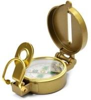 Pia International Brass Compass(Gold)