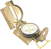 JM Metal Magnetic Compass(Gold)
