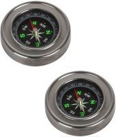 Esports Magnetic Compass(Silver)