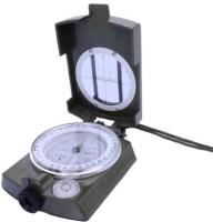 Zingalalaa Prismatic Magnetic Weslinger Metal Military Compass(Black)