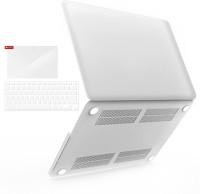 LUKE MacBook Pro 15-inch with Retina Display( White)Case A1398 Combo Set