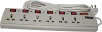 Paramsai Paramsai Multiuser Power Strip Combo Set