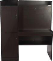 Godrej Interio Genius 208 Engineered Wood Computer Desk(Straight, Finish Color - WALNUTIMP)