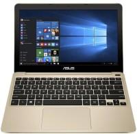 Asus EeeBook Atom - (2 GB 32 GB EMMC Storage Windows 10 Home) E200HA-FD0006TS Netbook(11.6 inch Gold 0.98 kg)