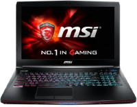 MSI APACHE PRO Core i7 6th Gen - (8 GB/1 TB HDD/Windows 10/3 GB Graphics) GE62 Gaming Laptop(15.6 inch, Black, 2.3 kg)