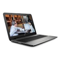 HP APU Quad Core E2 6th Gen - (4 GB/500 GB HDD/DOS) 15-ba007AU Laptop(15.6 inch, Turbo SIlver, 2.19
