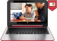 HP Pavilion x360 Core m5 5th Gen - (4 GB/500 GB HDD/Windows 8.1) 11-n109tu x360 2 in 1 Laptop(11.6 inch, Brilliant Red, 1.4 kg)