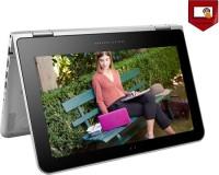 HP Pavilion x360 Core m3 6th Gen - (4 GB/1 TB HDD/Windows 10 Home) 11-k106TU 2 in 1 Laptop(11.6 inch, Natural SIlver, 1.46 kg)