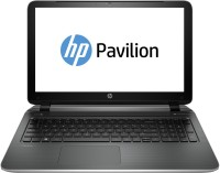 HP P Series Core i3 5th Gen - (4 GB/500 GB HDD/Windows 8.1) 15-P242TU Laptop(15.6 inch, Natural SIlv