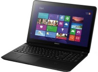 Sony VAIO SVF1521ASNB Laptop (3rd Gen Ci3/ 2GB/ 500GB/ Win8)(15.35 inch, Black, 2.5 kg)