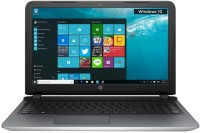 HP Pavilion Core i5 5th Gen - (8 GB/1 TB HDD/Windows 10 Home/2 GB Graphics) 221TX Laptop(15.6 inch, Natural SIlver, 2.29kgs kg)