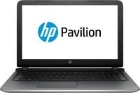HP APU Quad Core A10 6th Gen - (8 GB/1 TB HDD/Windows 10 Home/2 GB Graphics) 15-AB125AX Laptop(15.6 inch, Natural SIlver, 2.29 kg)
