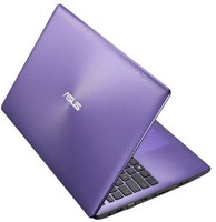 Asus X Series Pentium Quad Core 4th Gen - (2 GB/500 GB HDD/DOS) X553MA Laptop(15.6 inch, Purple, 2.15 kg)