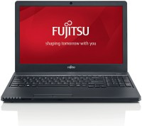 Fujitsu Lifebook Core i3 5th Gen - (8 GB/500 GB HDD/DOS) Lifebook A555 Laptop(15.6 inch, Black)
