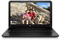 HP Pavilion Celeron Dual Core 4th Gen - (2 GB/500 GB HDD/Windows 10 Home) 15-ac167TU Laptop(15.6 inch, Black, 2.14 kg)