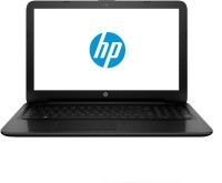HP Core i5 5th Gen - (4 GB 1 TB HDD DOS 2 GB Graphics) 15-ac082TX Laptop(15.6 inch Jack Black Color With Textured Diamond Pattern 2.19 kg)